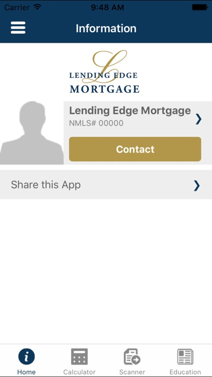 Lending Edge Mortgage