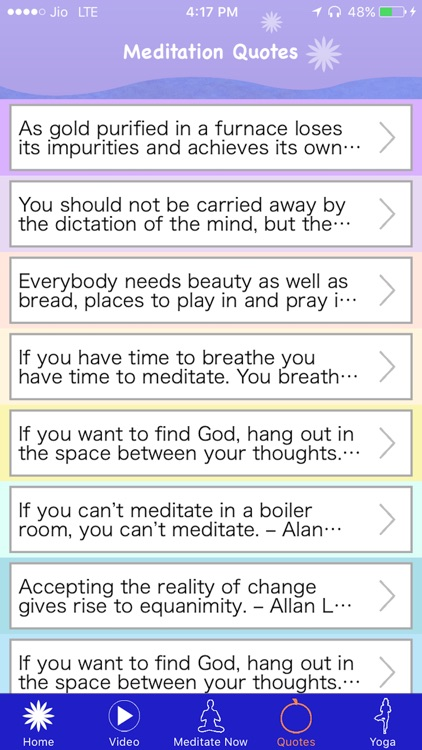 Relax Meditation screenshot-3