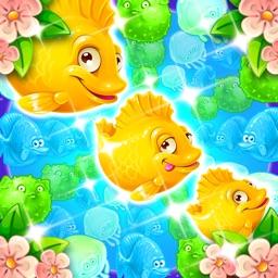 Mermaid match 3