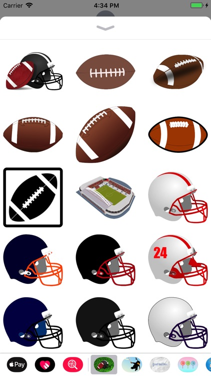 Super Football Stickers