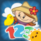App Icon for Farm 123 - Learn to count App in Belgium IOS App Store
