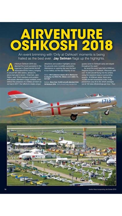 Aviation News Magazine. screenshot-3