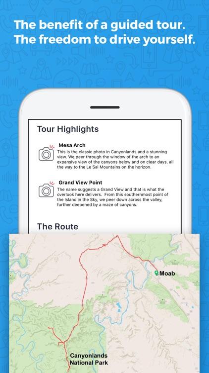 Canyonlands Moab GyPSy Guide screenshot-4