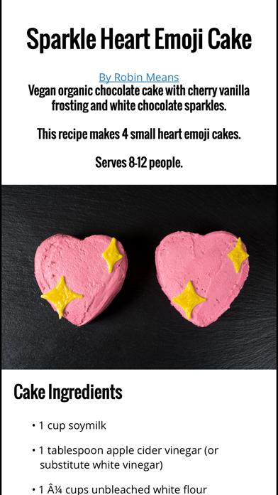 One Bite Vegan Magazine screenshot three