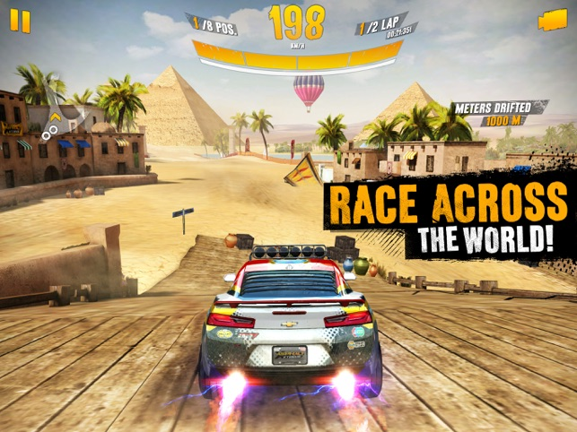 Asphalt Xtreme Screenshot