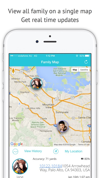 Family Locator & Phone Tracker