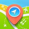 Offline Map Navigation Tracker