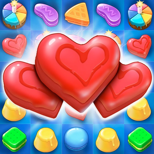 Cookie Blast - Puzzle Legend