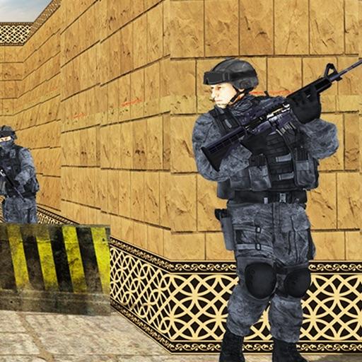 Army Commando Frontline