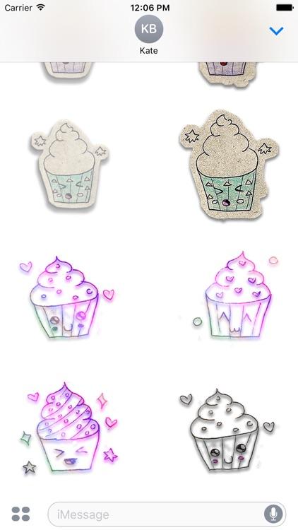 Kawaii! Say it with a Cupcake screenshot-6