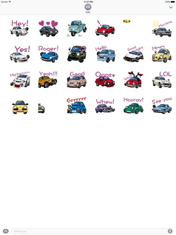 CarMoji Animated Car Sticker screenshot 3