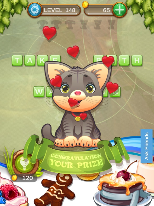 ‎Word Soap HQ - Connect Words Screenshot