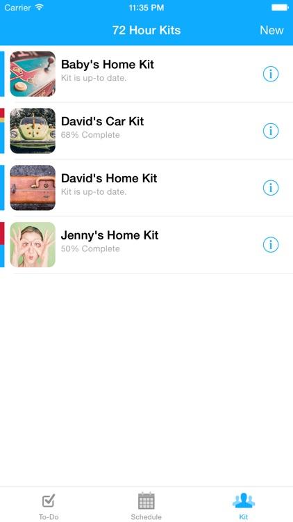 72 Hours App screenshot-0