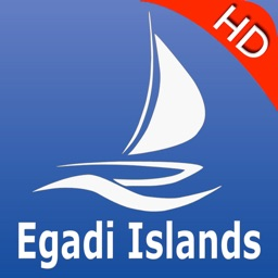 Egadi Is. Nautical Charts Pro