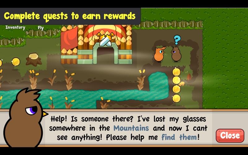 Duck Life: Battle screenshot 6