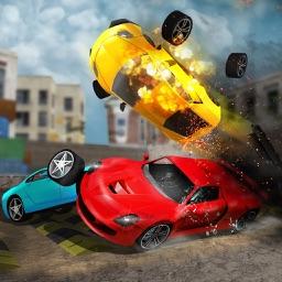 Derby Car Crash Racing Engine