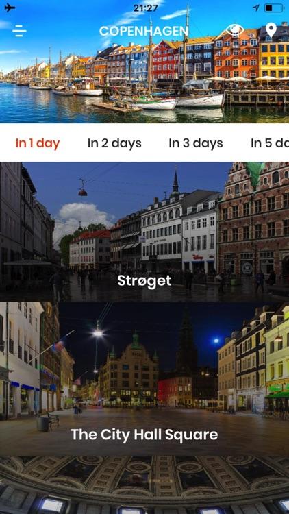 Copenhagen Travel Guide screenshot-0