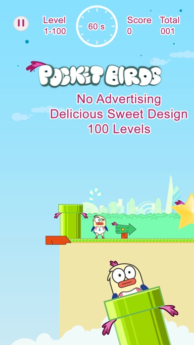 Pocket Birds Screenshot 1