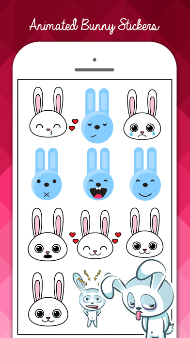 Animated Bunny Lovers screenshot one