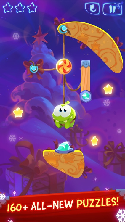 Cut the Rope: Magiс GOLD screenshot-3