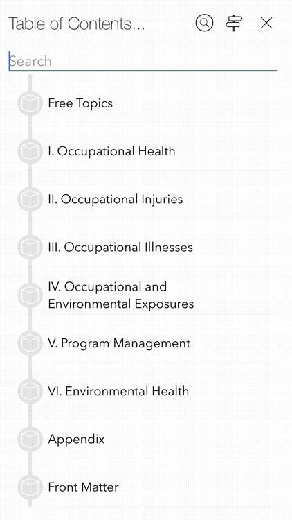 Occupational & Environmental screenshot-4
