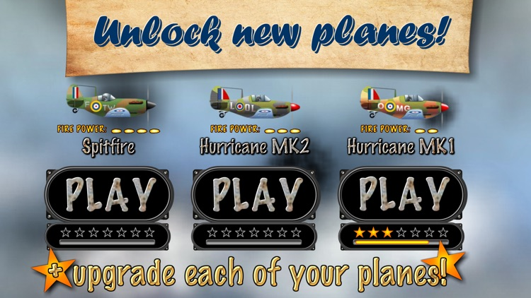 Little Warbirds - Battle of Britain screenshot-3
