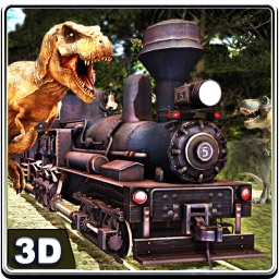 Dino World Train Simulator