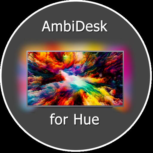 AmbiDesk for Hue