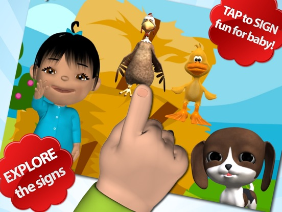 Baby Sign and Sing - ASL Nursery Rhymes-ipad-3