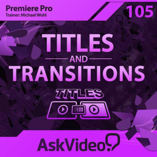 Titles and Transitions Course