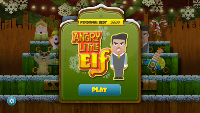Angry Little Elf
