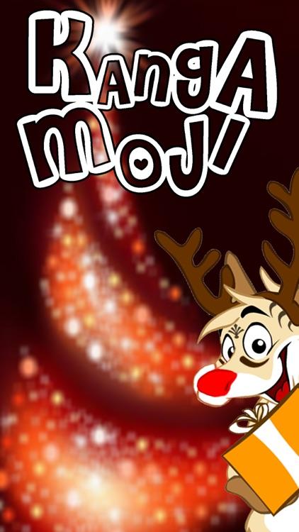 KangaMoji: Christmas Keyboard