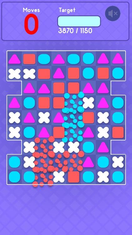 Color Match 3 - Senior Game screenshot-5