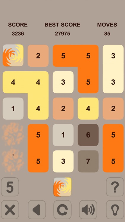 Numbers Puzzle. Get 10 screenshot-3