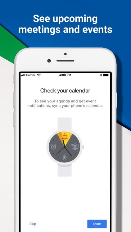 Wear OS by Google - Smartwatch screenshot-4
