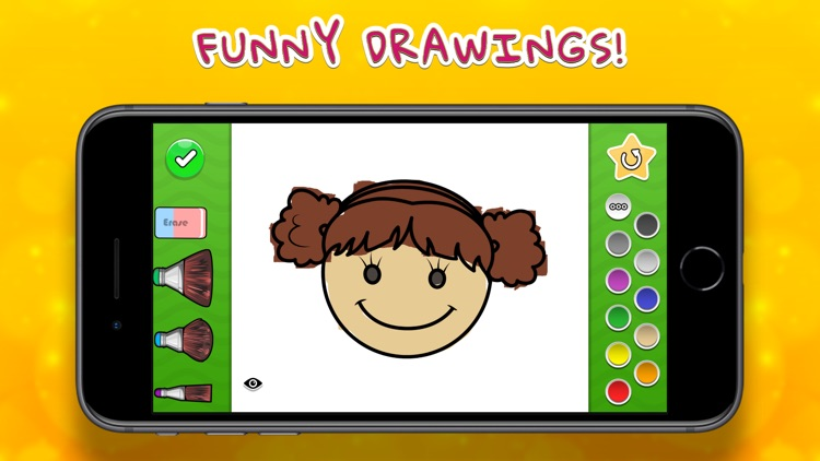 Coloring Book - Children screenshot-0