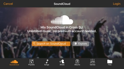 Cross DJ Pro screenshot 3
