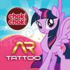 Choki Choki AR Tattoo MLP
