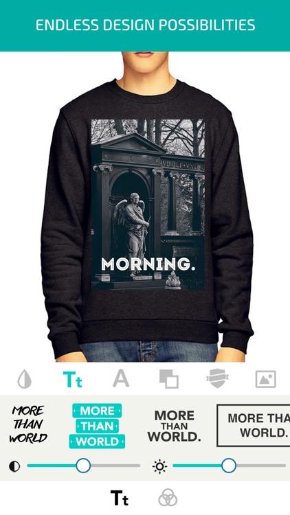 Design Clothes- Shirt Designer screenshot-4
