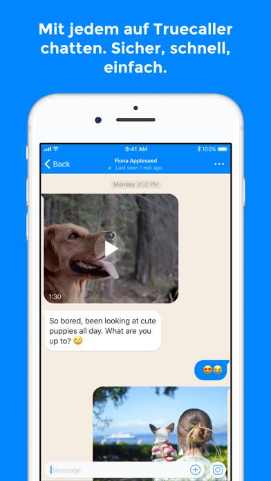 Truecaller: Spam protectionScreenshot von 3