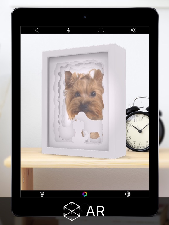 Paper Lightbox - Collage Frame-ipad-4