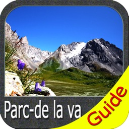 Parc National de la Vanoise - GPS Map Navigator