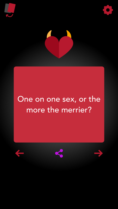 Sex truth or dare app