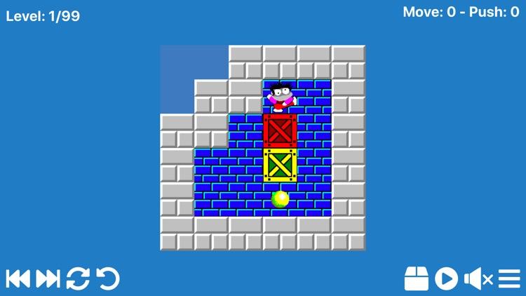 Sokoban/Push Box screenshot-0
