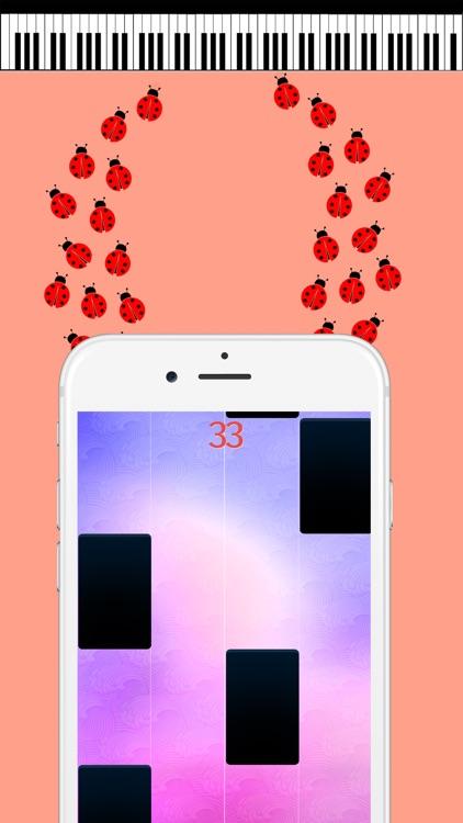 piano ladybug mira Tiles screenshot-3