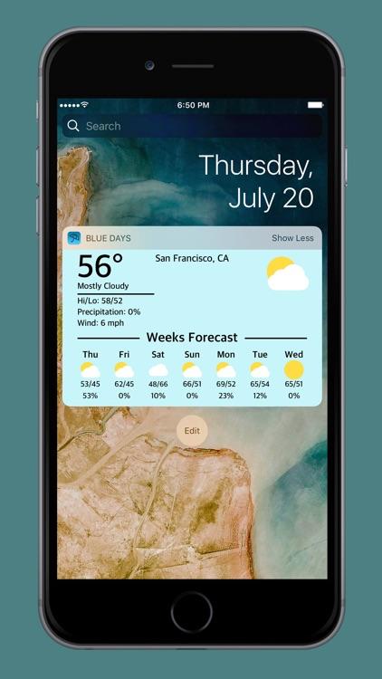 Blue Days screenshot-3