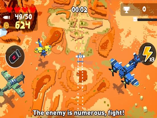 Screenshot 3 Aero Smash - open fire