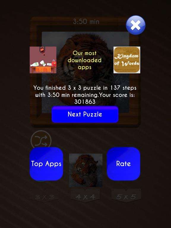 Sliding Puzzle : Tile Puzzles screenshot 10