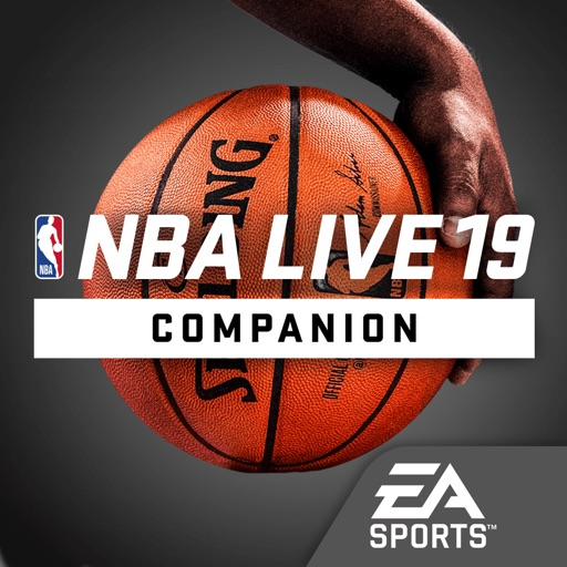 NBA LIVE 19 Companion icon