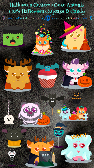 Halloween Cute Pack